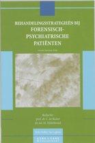 CCD-Reeks - Behandelingsstrategieen bij forensisch-psychiatrische patienten