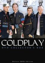 Coldplay - Dvd Collector's Box (Import)- Documentaire