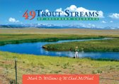 Download ebook 49 Trout Streams of Southern Colorado the cheapest
