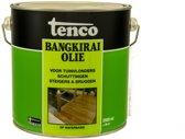 Tenco Bangkirai Olie - 2500 ml