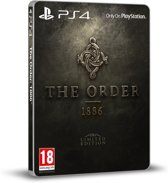 PS4 The Order: 1886 Limited Edition