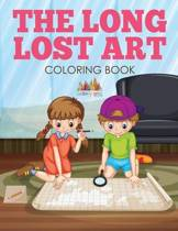 The Long Lost Art Coloring Book