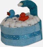 Badje Blauw - Luiertaart