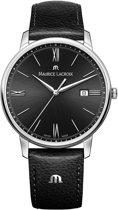 Maurice Lacroix EL1118-SS001-310-1 horloge heren - zwart - edelstaal