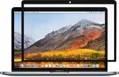 Mobigear Kunststof Screenprotector Zwart Apple Macbook Pro 15 inch Thunderbolt 3 (USB-C)