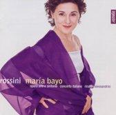 Rossini: Opera Ariae e Sinfonie / Bayo, Alessandrini, et al