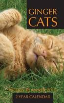 Ginger Cats Weekly Planner 2015