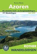 Omslag van 'Rother Wandelgidsen - Azoren'