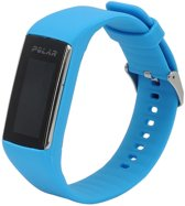 Siliconen Horloge Bandje Voor Polar A360 - Armband / Polsband / Strap Band / Sportband - Blauw