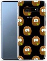 Galaxy S10 Hoesje Crazy Kiwi