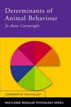 Determinants of Animal Behaviour