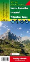 FB WK182 Lienzer Dolomiten • Lesachtal • Villgratental