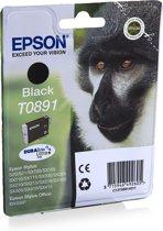 Epson T0891 - Inktcartridge / Zwart