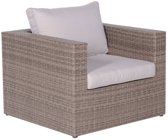Garden Impressions - Cayman II - lounge fauteuil - new kubu /sand