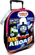 Thomas de Trein Kinderkoffer - Blauw - Thomas trolley
