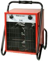 Eurom EK 15002 - Ventilator kachel 400 volt (Krachtstroom)