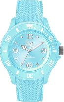 Ice-Watch IW014239 Horloge - Siliconen - Blauw - Ø43mm