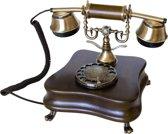 Opis 1921 model B - Retro telefoon - Hout