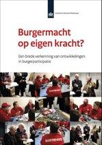 SCP-publicatie 2014-7 - Burgermacht op eigen kracht?
