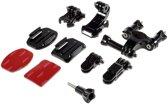 10 in 1 Kit Outdoor Accessories  Geschikt voor GoPro en ActionCam