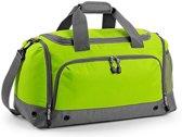 Bagbase luxe sporttas, Kleur Lime Green