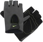 Nike Fundamental Training Gloves L - Sporthandschoenen - Heren - Maat L - Grijs;Zwart;Geel