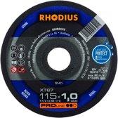 Rhodius doorslijpschijf XT 67