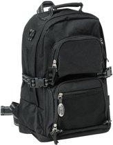 Clique Backpack Zwart Rugtas