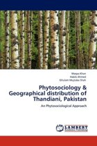 Phytosociology & Geographical Distribution of Thandiani, Pakistan
