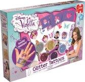 Disney Violetta - Glitter Tattoo - Knutselset