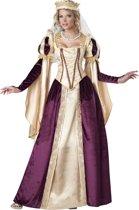 Prinsessen kostuum voor vrouwen - Premium  - Verkleedkleding - Medium