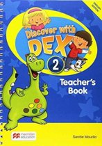 Discover with Dex Level 2 Teacher's Book International Pack