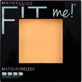 Maybelline Fit Me Matte & Poreless Powder - 220 Natural Beige - Gezichtspoeder