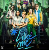 CD cover van #LikeMe van #Likeme