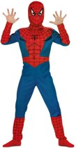 Spiderman classic dress up set 7-8 jaar