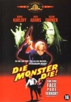 Dvd Die Monster Die!- Bud16