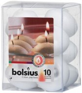 Bolsius Stompkaars Drijfkaarsen tube 10 Wit
