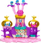 Fisher-Price Shimmer and Shine Zwevend Geniepaleis Speelset