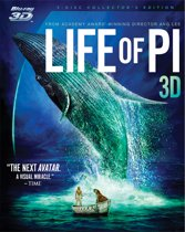 Life Of Pi (3D Blu-ray)