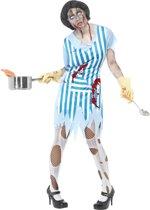 """""""Zombiekokskostuum voor volwassenen (Halloween) - Verkleedkleding - Medium"""""""