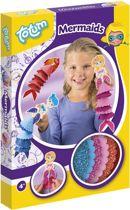 Totum Mermaids - knutselset - maak je eigen zeemeerminnen