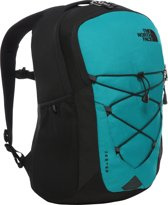 The North Face Jester Rugzak 29 liter - Fanfare Green / TNF Black