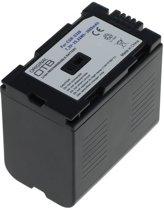 Huismerk Camera-accu VW-VBD25 voor Panasonic
