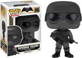 Funko Pop Heroes Batman vs Superman Superman Soldier