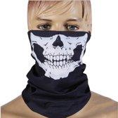 Bolcom Skull Mask Doodshoofd Schedel Masker Col En Sjaal Van