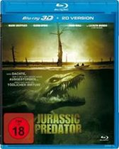 Jurassic Predator (3D Blu-ray) (import) (dvd)