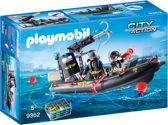 PLAYMOBIL SIE-rubberboot - 9362