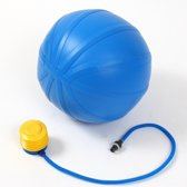 Ultimateinstability Aquaball M - Fitnessball inlcusief pomp - Gymball voor balans - Sport oefenbal - Waterbal