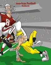 American Football Malbuch 1