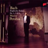 Bach: English Suites no 1, 3 & 6 / Murray Perahia